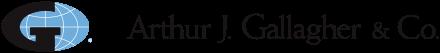 アーサーJギャラガーのロゴ