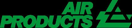 エアープロダクツアンドケミカルズのロゴ