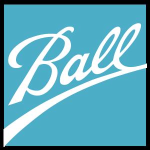 ボールのロゴ