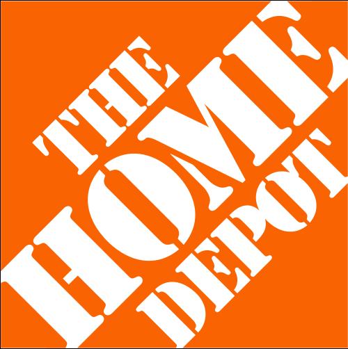 ホームデポのロゴ