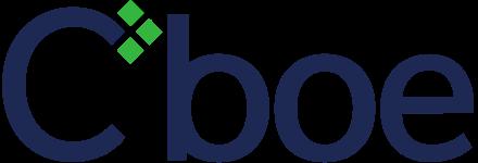 Cboeグローバルマーケッツのロゴ