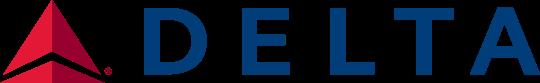 デルタエアラインズのロゴ