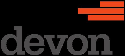 デボンエナジーのロゴ
