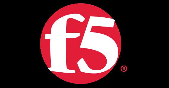 F5ネットワークスのロゴ