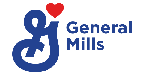 ゼネラルミルズのロゴ