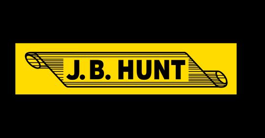 JBハントトランスポートサービシズのロゴ