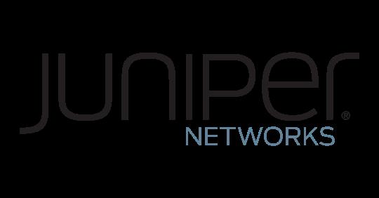 ジュニパーネットワークスのロゴ