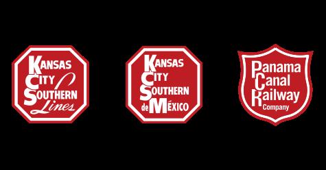 カンザスシティサザンのロゴ