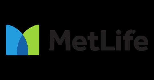 メットライフのロゴ