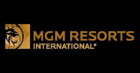 MGMリゾーツインターナショナルのロゴ