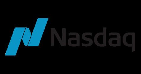 ナスダックのロゴ