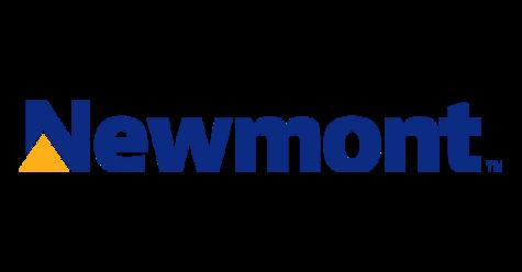ニューモントマイニングのロゴ