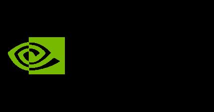 エヌビディアのロゴ