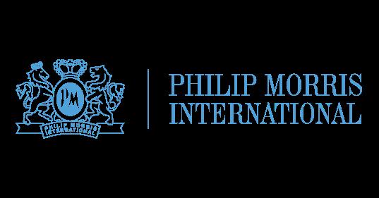 フィリップモリスのロゴ