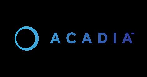 アカディア ファーマシューティカルズのロゴ