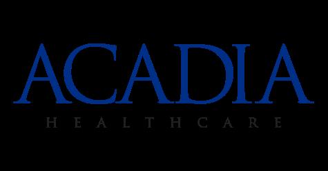 アカディア ヘルスケアのロゴ