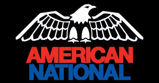 アメリカン ナショナル インシュランスのロゴ