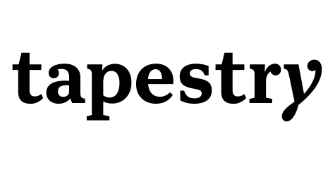 タペストリーのロゴ