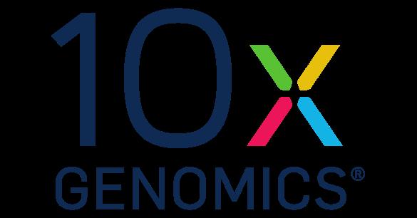 テンエックス ゲノミクス Aのロゴ