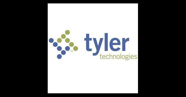タイラー・テクノロジーズのロゴ