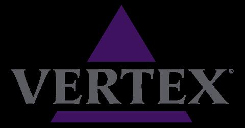 バーテックスファーマシューティカルズのロゴ