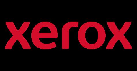 ゼロックスのロゴ