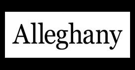 アリゲニーのロゴ
