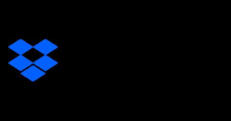 ドロップボックス Aのロゴ