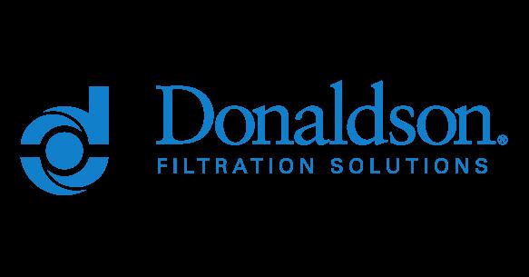 ドナルドソンのロゴ