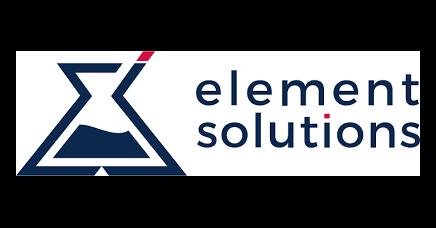 エレメント ソリューションズのロゴ