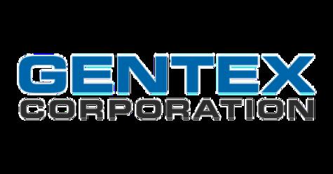 ジェンテックスのロゴ
