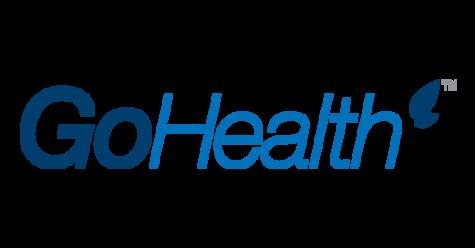 ゴーヘルスのロゴ