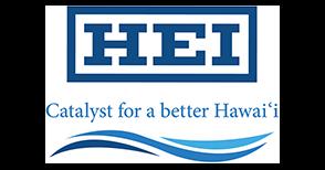 ハワイアン エレクトリック インダストリーズのロゴ