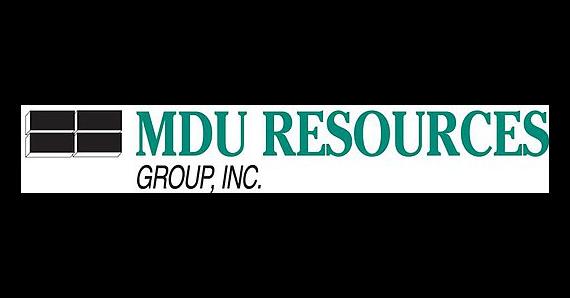 MDU リソーシーズ グループのロゴ