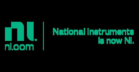 ナショナル インスツルメンツのロゴ