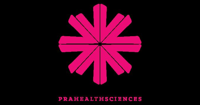 PRAヘルス サイエンシズのロゴ