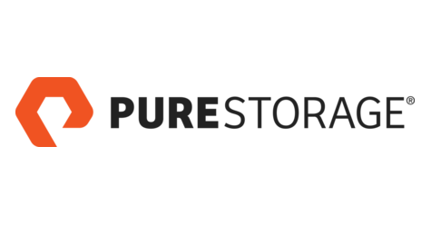 ピュア ストレージ Aのロゴ