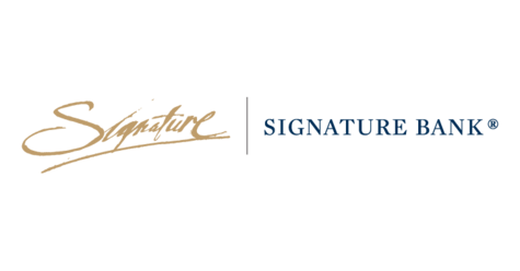 シグネチャー バンクのロゴ