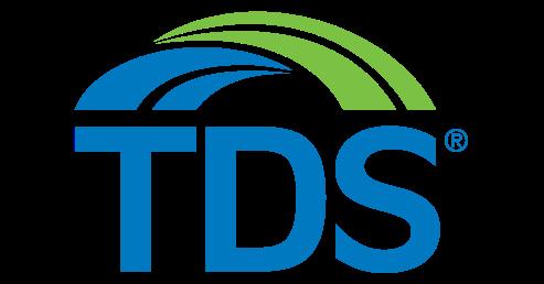 テレフォン & データ システムズのロゴ